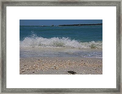Framed Print featuring the photograph Verses Out Of Rhythm by Michiale Schneider