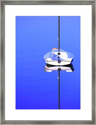 Vertical Framed Print