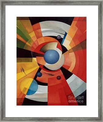 Vertigo Framed Print by Alberto DAssumpcao