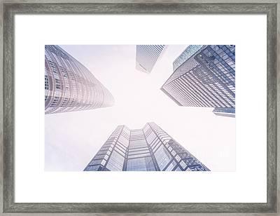 Vertigo Framed Print by Evelina Kremsdorf