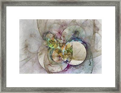Verves Vulnerable  Id 16101-173023-24950 Framed Print by S Lurk