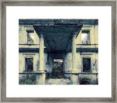 Very Old Building Framed Print