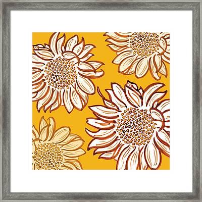 Very Vincent Framed Print