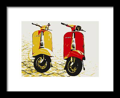 Pop Art Framed Prints