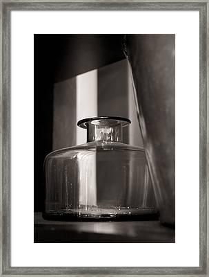 Vessel #83 Framed Print