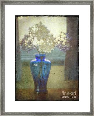 Vessel Of Light Framed Print by Russ Brown