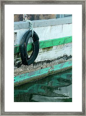 Framed Print featuring the photograph Veteran by Joe Jake Pratt