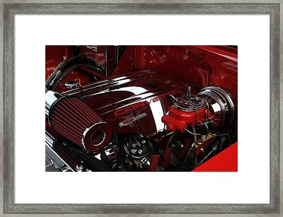 Vette Framed Print