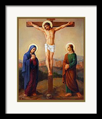 Catechesis Framed Prints