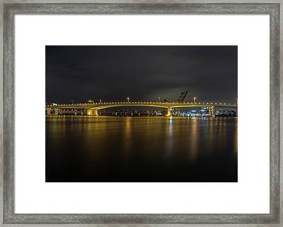Viaduct Framed Print