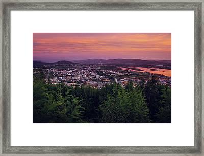 Viana Do Castelo Framed Print