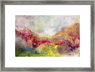 Vibrancy Framed Print