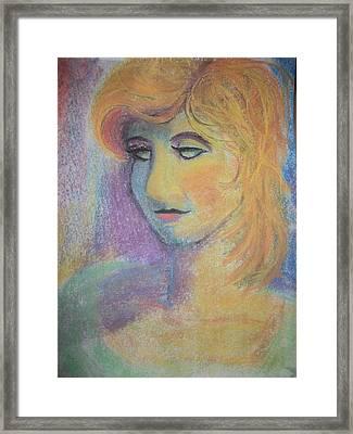Vibrant Framed Print by Adam Davis