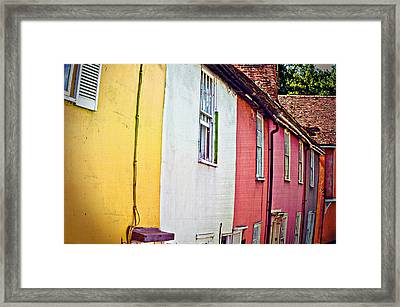 Vibrant Living Framed Print