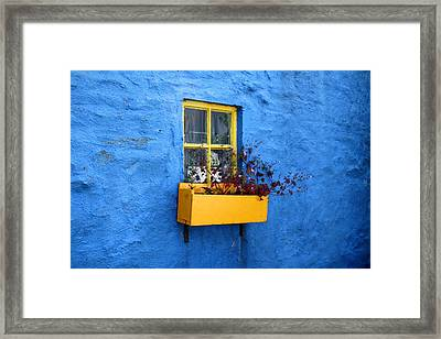 Vibrant Framed Print by Happy Home Artistry