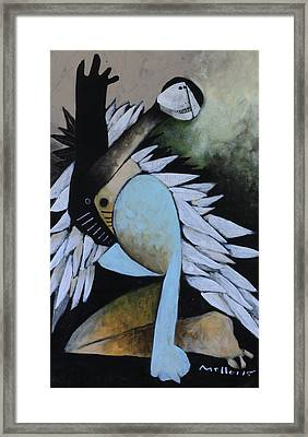 Vicis No. 3  Framed Print by Mark M  Mellon