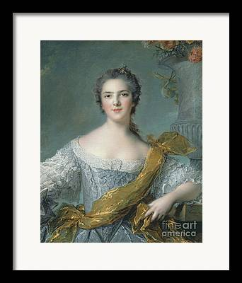 Marie-louise Framed Prints
