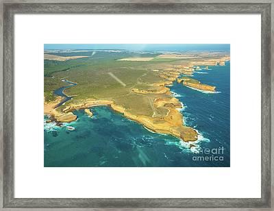 Victoria Coast Framed Print