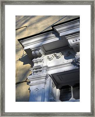 Victorian Details Framed Print by Sean Owens