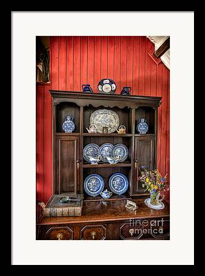 Ceramics Digital Art Framed Prints