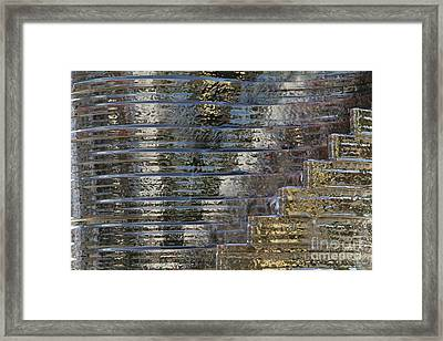 Victory - Water Is Life Framed Print by Agnieszka Ledwon