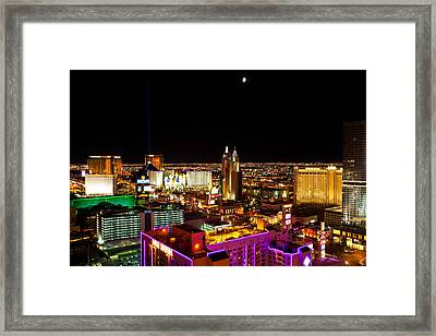 View From The Top Framed Print by James Marvin Phelps