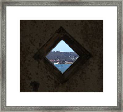 View Of Freedom Framed Print