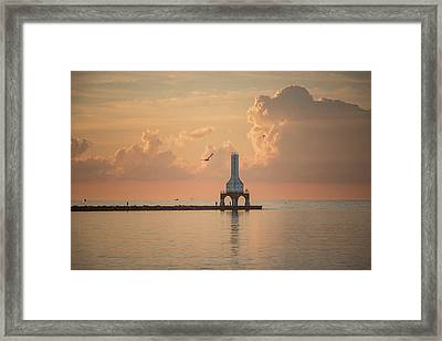 View Of Heaven Framed Print