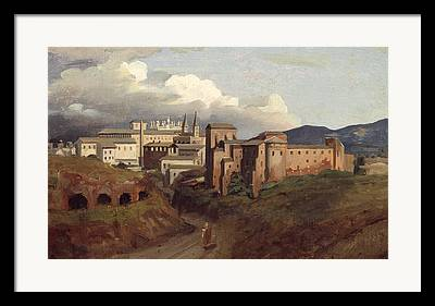 San Giovanni In Laterano Framed Prints