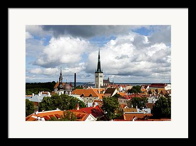 Estonia Photographs Framed Prints
