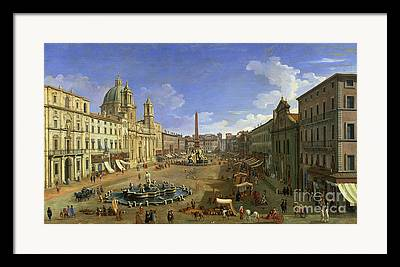 Canaletto Framed Prints