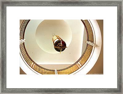 Viewpoint Framed Print by Nicole I Hamilton