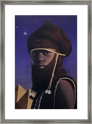 Vigil Framed Print by Mark Dukes