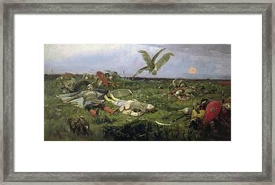 Viktor Vasnetsov Framed Print