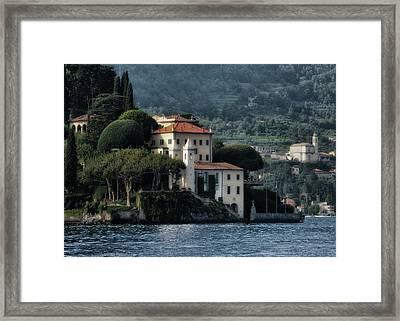 Villa Del Balbianello Framed Print