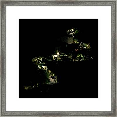 Village Of Ember Framed Print