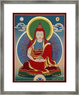 Vimalamitra Vidyadhara Framed Print