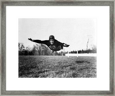 Vince Lombardi, 1913-1970, Future Framed Print by Everett