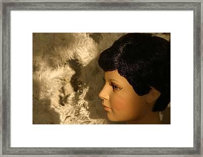 Vincent 1 Framed Print by Jez C Self