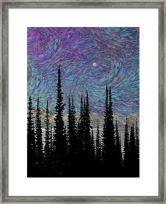 Vincent's Dream Framed Print
