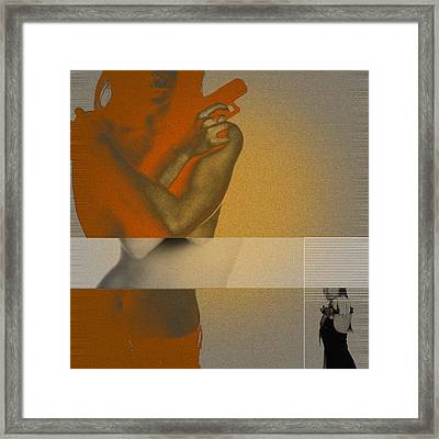 Vindication Framed Print by Naxart Studio