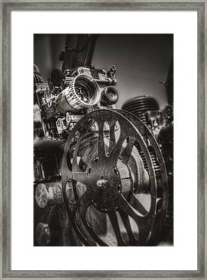 Vintage 16mm Framed Print by Scott Norris