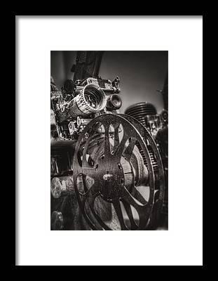 Lens Framed Prints
