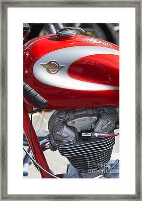 Vintage 250cc Ducati  Framed Print
