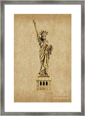 Vintage America Framed Print by Jorgo Photography - Wall Art Gallery