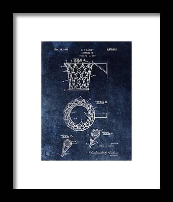 Designs Similar to Vintage Basketball Net Patent