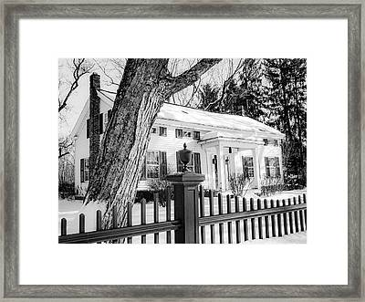Framed Print featuring the photograph Vintage Classic by Kendall McKernon