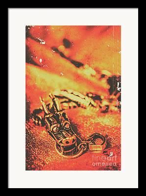 Bangle Framed Prints