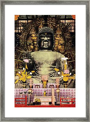 Vintage Japanese Art 24 Framed Print by Hawaiian Legacy Archive - Printscapes