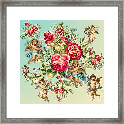 Vintage  Framed Print by Mark Ashkenazi